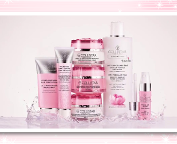 CH. SARRAF & CO. SIGNS DISTRIBUTION DEAL WITH ITALIAN BEAUTY HOUSE COLLISTAR