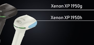 THE XENON XP 1950G AND 1950H: THE SCANNER FOR RETAIL ASSOCIATE & HEALTHCARE PROFESSIONAL