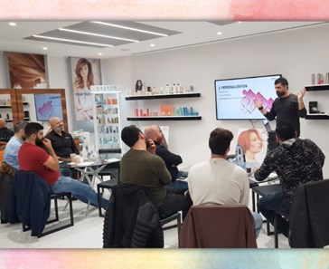 WELLA PROFESSIONALS LEBANON HOSTS COMMUNICATING IN STYLE WORKSHOP