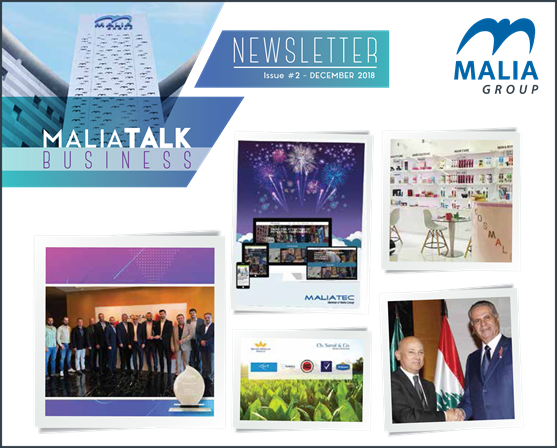Malia Talk Business Issue 2 - December 2018